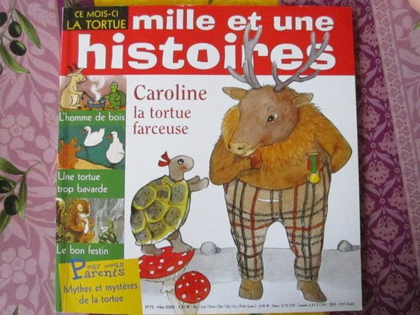 lecture... thème : tortue